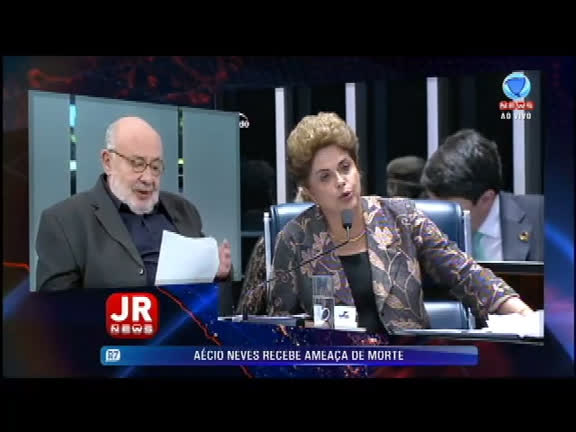 Especialistas analisam o discurso de Dilma no Senado