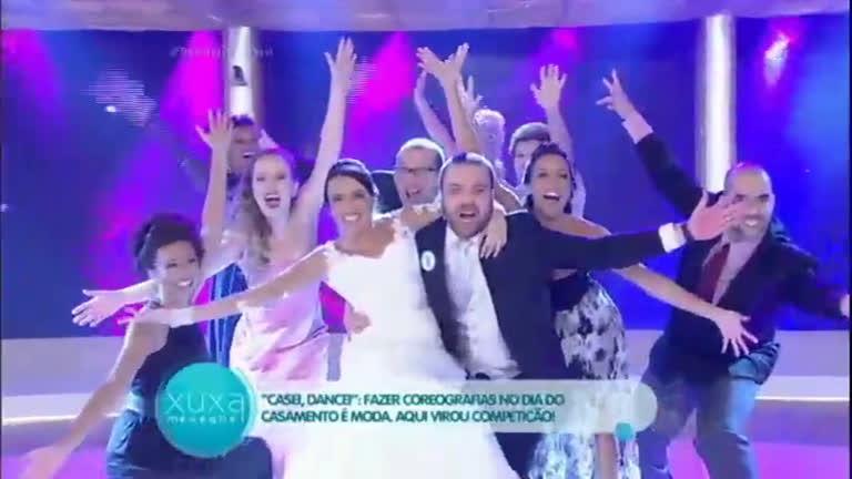Casei, Dancei: casais disputam prêmio com coreografia do…