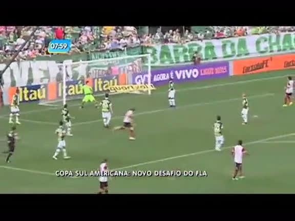 Copa Sul- Americana: Flamengo precisa vencer Figueirense para ...