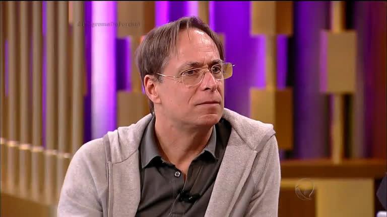 Pedro Cardoso responde as Perguntas Fixas do Programa do Porchat