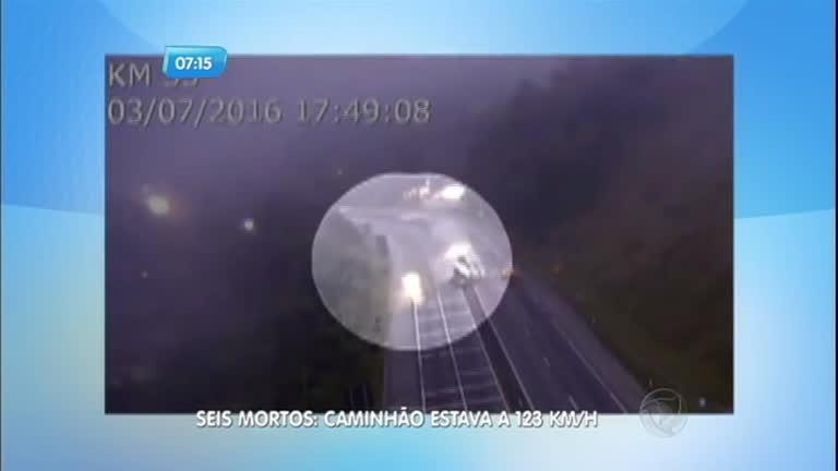 Caminhão desgovernado tomba e mata seis pessoas no Paraná ...