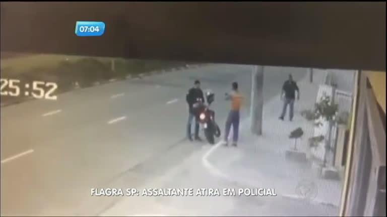 Flagrante: bandido mata policial a tiros durante assalto na zona ...