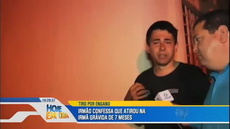 Jovem atira na cabeça da própria irmã grávida no Paraná ...