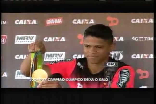 Esporte: Douglas Santos troca Atlético por clube alemão - Minas ...