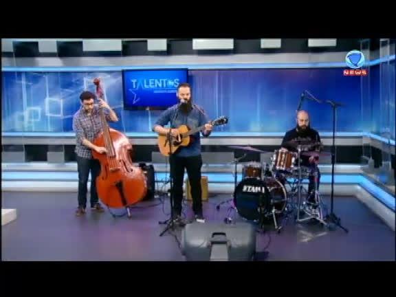 JR News Talentos recebe Daniel Ribeiro e banda Guaiamum ...