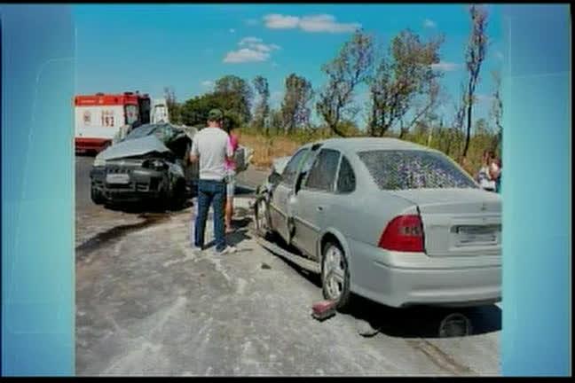 Acidentes de trânsito nas estradas da Bahia - Bahia - R7 Balanço ...