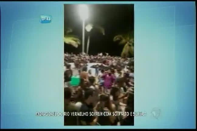 Moradores do Rio Vermelho sofrem com som alto e sujeira - Bahia ...