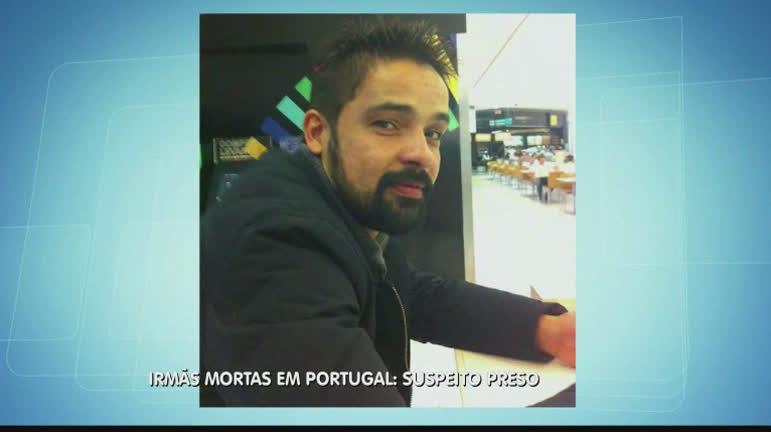 Suspeito de matar três mulheres em Portugal é preso em BH ...
