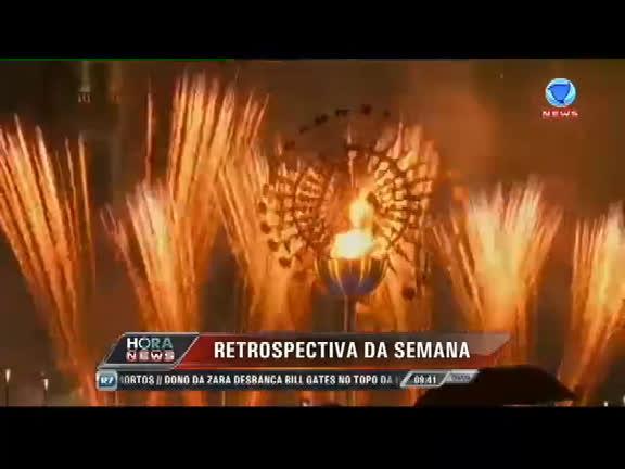 Idolos Kids 2012 Retrospectiva: início dos Jogos Paralímpicos é um ...