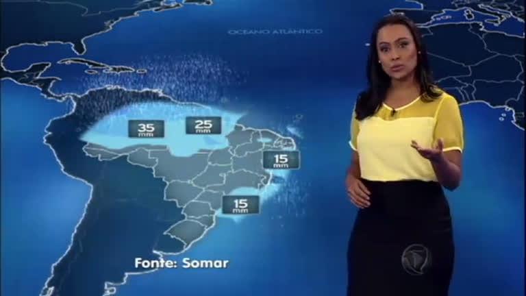 Confira a previsão do tempo para o fim de semana em todo o País ...