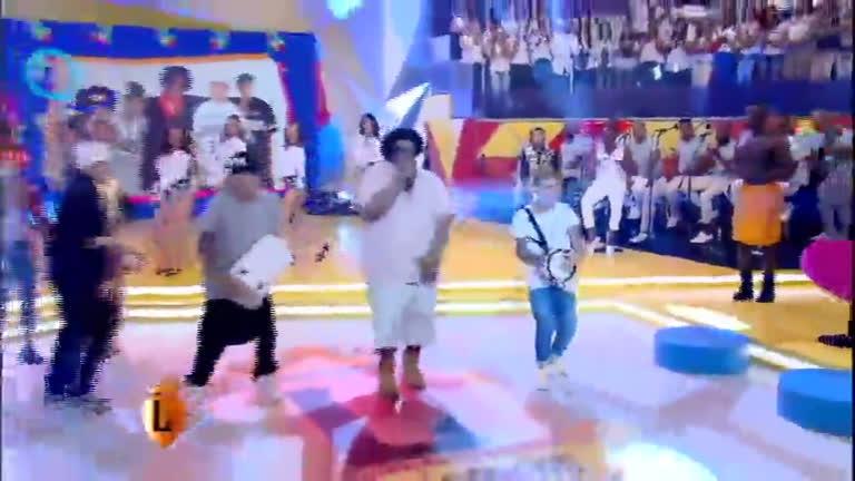 """""""Papo Reto"""": Legendários recebe Grupo do Bola - Entretenimento ..."""