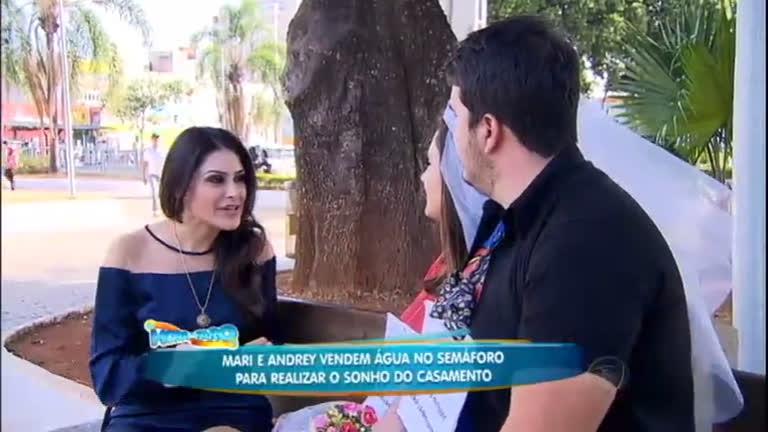 Hora do Faro ajuda casal que fez sátira de vídeo a realizar sonho ...