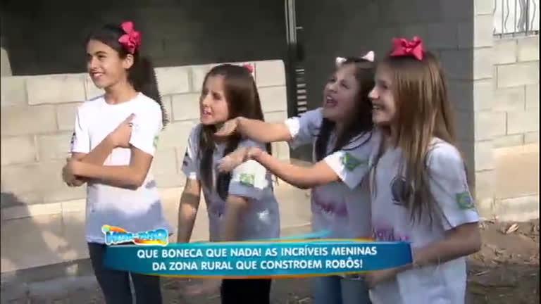 Rodrigo Faro conhece o drama de meninas que superam ...