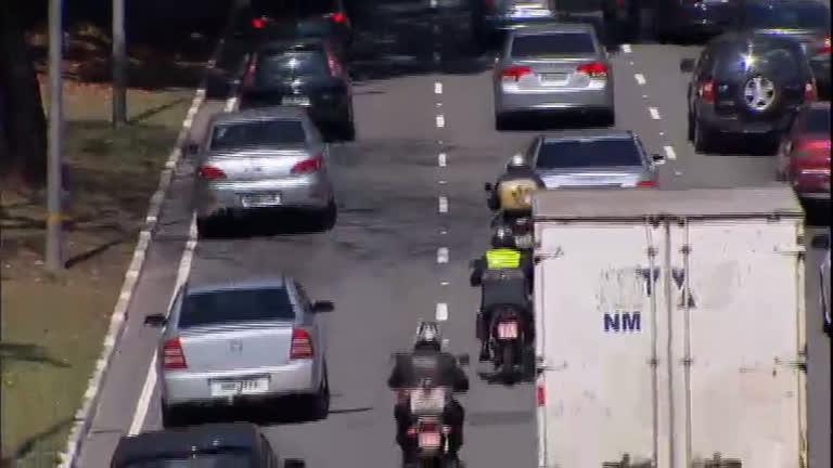 Perigo nas ruas: em 15 anos, acidentes de motos deixaram mais de ...