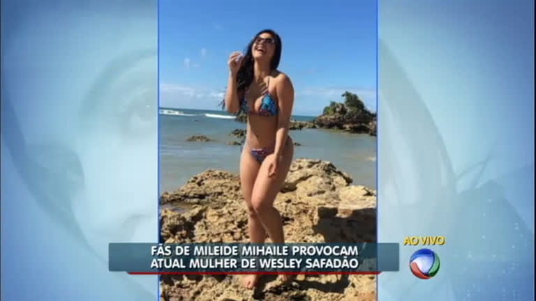 Hora da Venenosa: ex de Wesley Safadão posta foto de biquíni e ...
