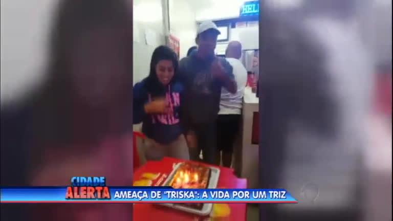Homem esfaqueia a namorada após festa de aniversário - Notícias ...