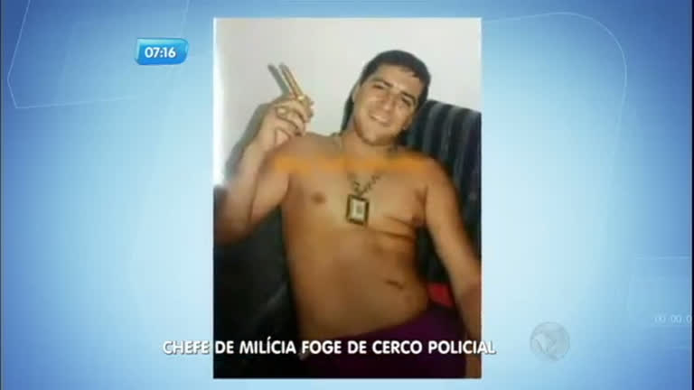 Chefe de milícia foge de cerco policial no Rio de Janeiro - Notícias ...