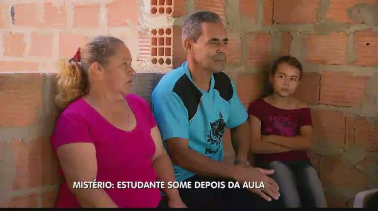 Adolescente desaparece depois da aula em BH - Minas Gerais - R7 ...