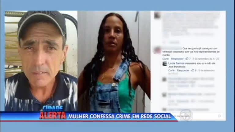 Mulher confessa assassinato para proteger amante - Notícias - R7 ...