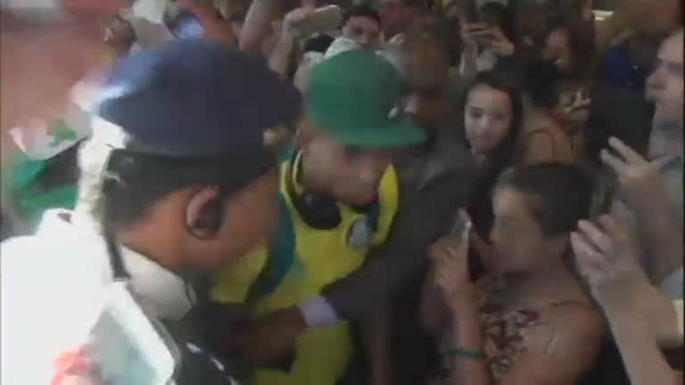 Em clima de decisão, Palmeiras e Flamengo fazem duelo de líder e ...