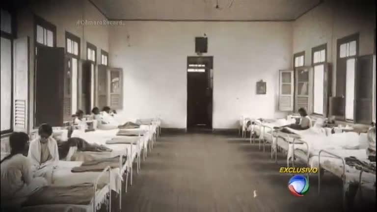 Câmera Record investiga política de isolamento de doentes com ...