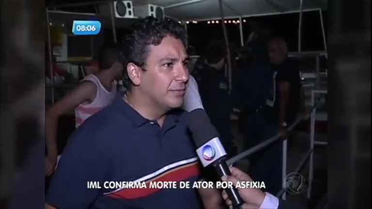 Domingos Montagner: delegado conta detalhes do afogamento ...