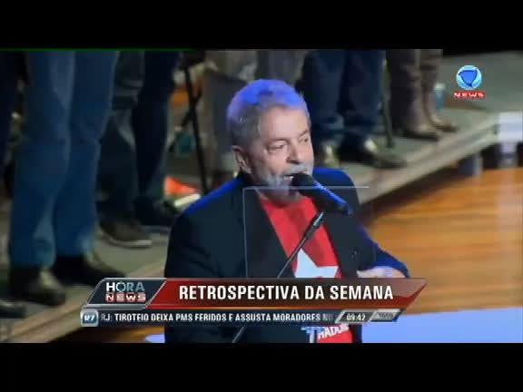 Retrospectiva da Semana: Lula é acusado pelo MPF e ator ...