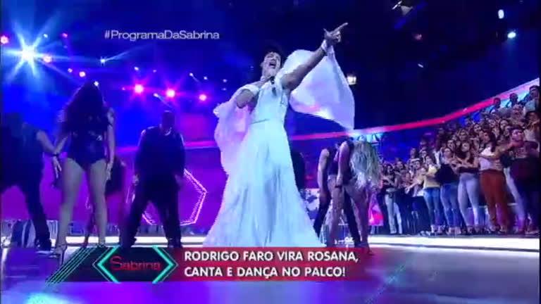 Dança Gatinho: 'como uma deusa', Rodrigo Faro relembra os velhos ...