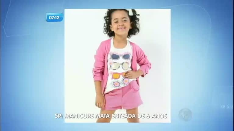 Manicure mata enteada de seis anos em São Paulo - Notícias - R7 ...