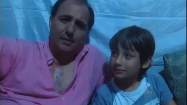 Pai que levou filho para argentina ganha guarda provisória ...