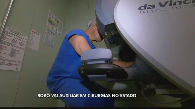 Robô vai auxiliar cirurgias em Minas e promete operações rápidas ...