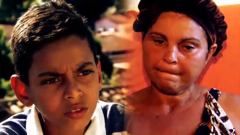 Geraldo ajuda pequeno cantor a realizar sonho de tratar mãe ...