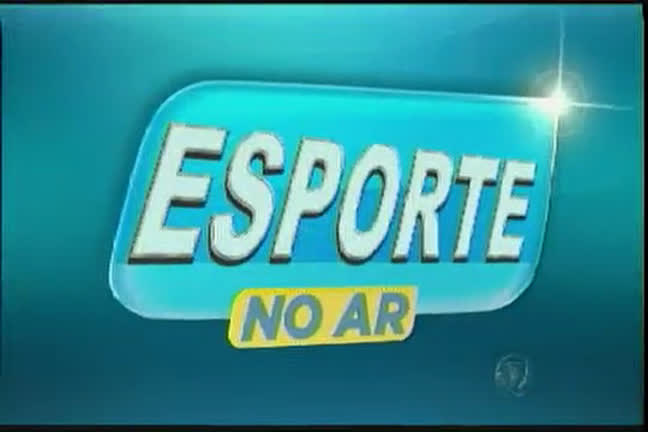 Esporte no Ar - Bahia - R7 Bahia no Ar
