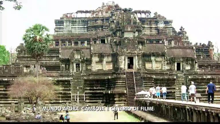 Mundo afora: Luciana Katahira mostra diversidade do Camboja ...
