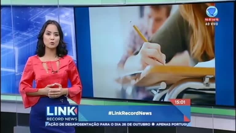 Assista à segunda edição do Link Record News desta sexta-feira (23)  na íntegra