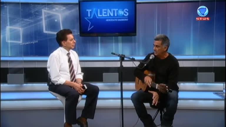 Talentos recebe o violonista Guinga