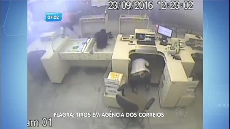 Tiroteio em agência dos Correios deixa três feridos em Pernambuco ...