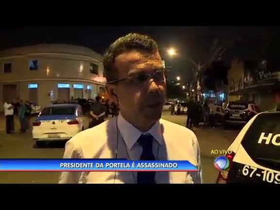 Presidente da Portela é assassinado: delegado afirma que foi uma ...
