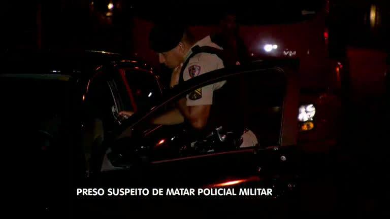 Preso suspeito de matar policial militar em Contagem (MG) - Minas ...