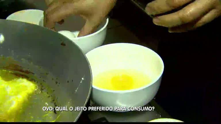 Especialistas consideram o ovo um alimento completo