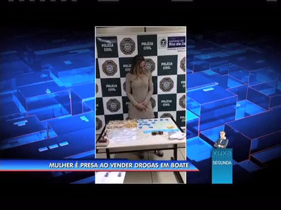 Mulher é presa ao vender drogas em boate - Rio de Janeiro - R7 ...