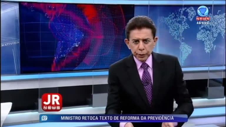 Assista à íntegra do Jornal da Record News desta segunda (26)
