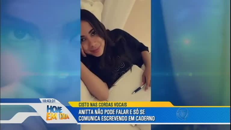 Voz de Anitta: especialistas explicam o que aconteceu com cantora ...