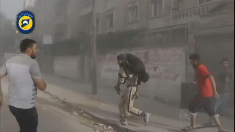 OMS e Cruz Vermelha pedem corredores humanitários em Aleppo ...