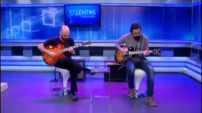 Rodrigo Chenta e Ivan Barasnevicius apresentam