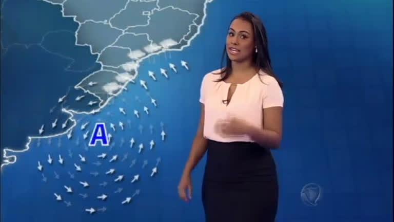 Massa de ar frio derruba as temperaturas no Sul do País