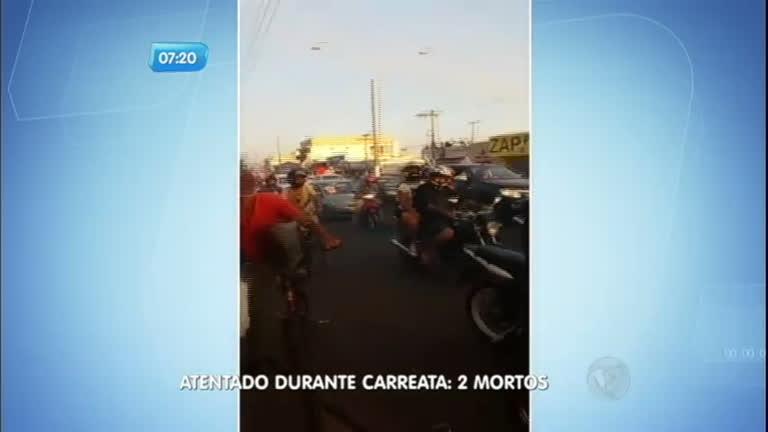 Tiroteio em carreata mata candidato a prefeito em Itumbiara (GO)