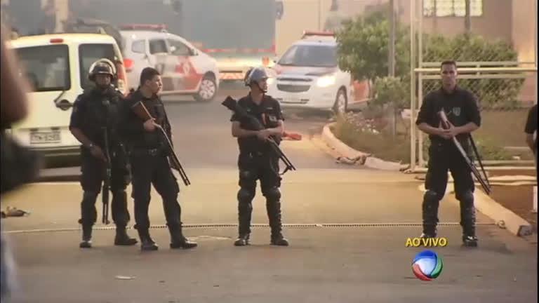 Detentos tentam nova fuga na penitenciária de Jardinópolis (SP ...