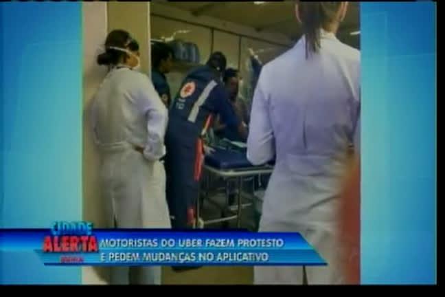 Reviravolta: Homem encontrado espancado não é do Uber - Bahia ...