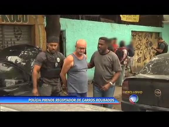 Polícia prende suspeito de receptação de carros roubados na ...